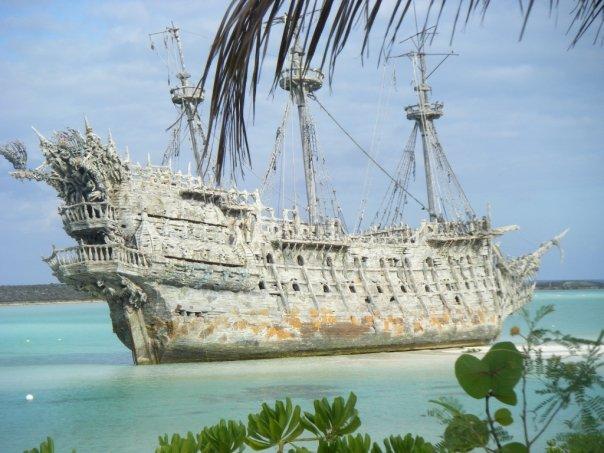Davy Jones' Flying Dutchman