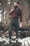 This is what a lumberjack outfit should look like