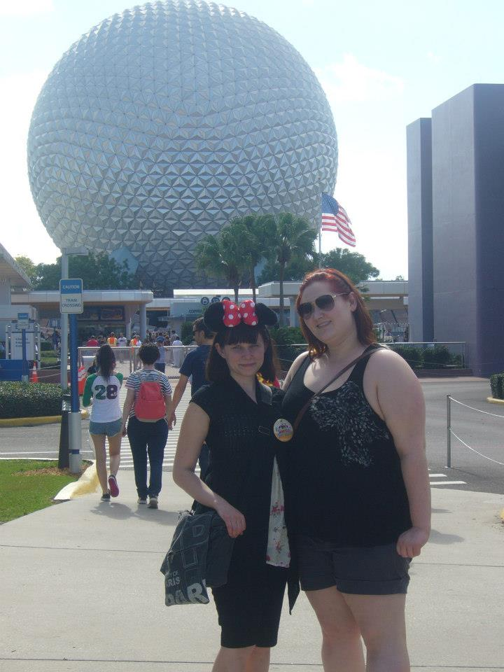 Just outside of Epcot obviously :P
