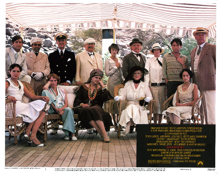 Death on the Nile Cast