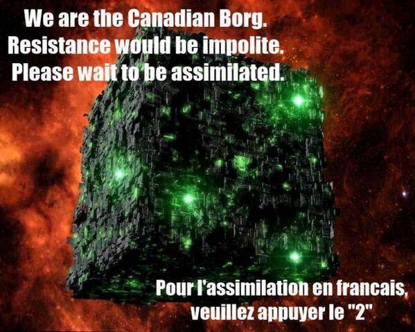 canadian borg