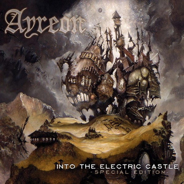 Aryreon Into The Electric Castle